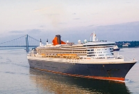 cunard - queen mary 2 world voyage