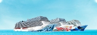 norwegian cruise line - take all 5